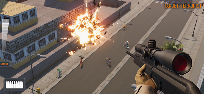 Image For Sniper 3D: Fun Free Online FPS Shooting Game Versi 3.36.7 22