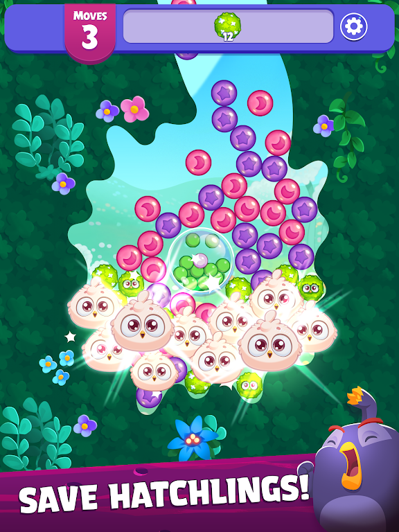 Angry Birds Dream Blast - Bubble Match Puzzle  poster 10