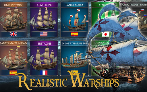 Age of Sail: Navy & Pirates  screenshots 3