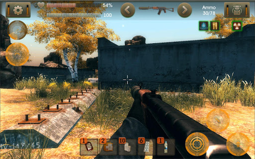 The Sun Evaluation: Post-apocalypse action shooter  screenshots 4