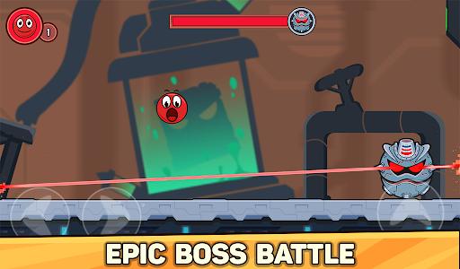 Bounce Ball 6: Red Bounce Ball Hero 5.2 Screenshots 22