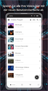 MP4 Player - Video Player HD, Media Player Screenshot