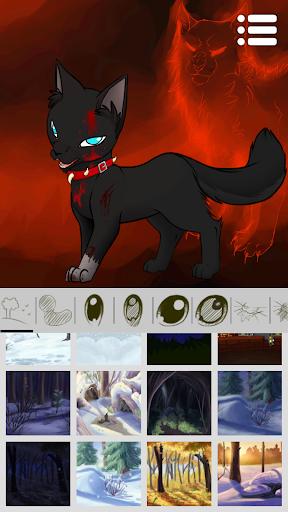Avatar Maker: Cats 2 apktram screenshots 2