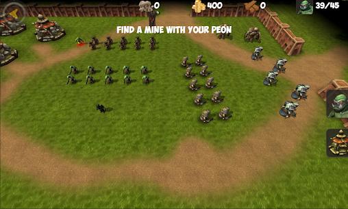 OrcWar Clash RTS 3