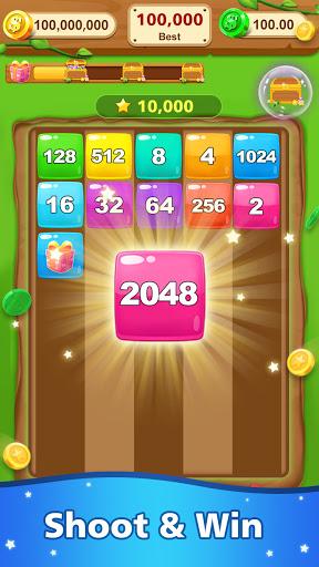 Number Shooter - New 2048 Block merge 1.2.1 screenshots 1