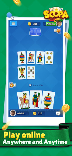 Scopa:Italian Card Game online 1.1.9.0 screenshots 9