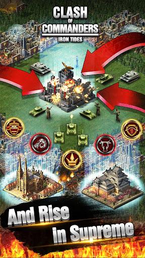 Clash of Commanders-Iron Tides 1.8.4 screenshots 4