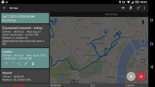 Geo Tracker - GPS tracker 4.0.2.1750 Screenshots 16