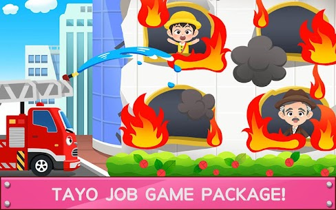 Tayo Job  Kids For Pc – Free Download For Windows 7/8/10 And Mac 1