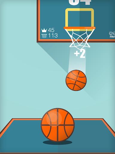 Basketball FRVR - Shoot the Hoop and Slam Dunk! screenshots 9