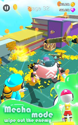 Paint Warrior 1.0.1 screenshots 8