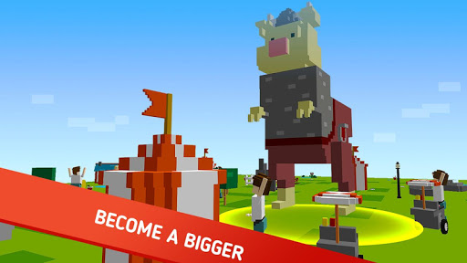 Pig io - Pig Evolution io games 1.7.5 screenshots 2