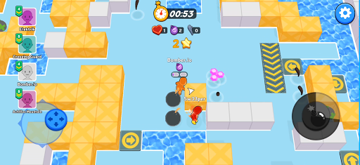 Bomber.io apkslow screenshots 2