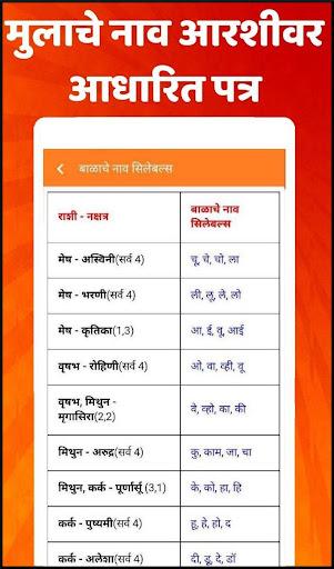Marathi calendar 2021 - u092eu0930u093eu0920u0940 u0915u0945u0932u0947u0902u0921u0930 2021 8.1.155 Screenshots 3