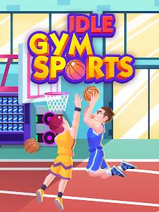 Idle GYM Sports Mod Apk 1.70 (Free Shopping) 6