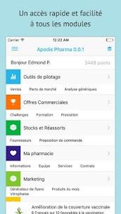 Apodis Pharma 4.5.0 Mod + Data (APK) Full 1