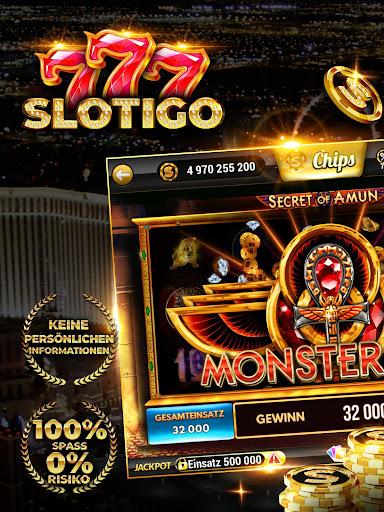 Slotigo - Online-Casino, Spielautomaten & Jackpots 4.8.50 screenshots 6