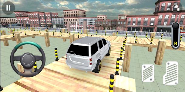 DR Prado Parking game Modern car parking games 1.6 Android Mod APK 2