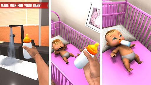 Mother Simulator 3D: Real Baby Simulator Games screenshots 13