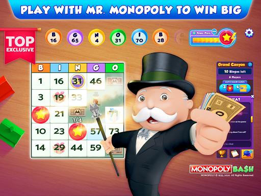 Bingo Bash featuring MONOPOLY: Live Bingo Games 1.172.0 Screenshots 9