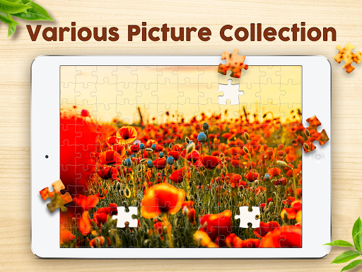 Jigsaw Puzzles - Picture Collection Game  screenshots 10