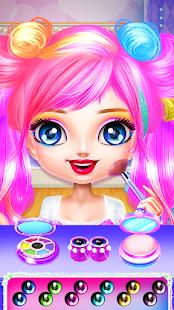 Little Princess Nail Art Salon Makeup Kids