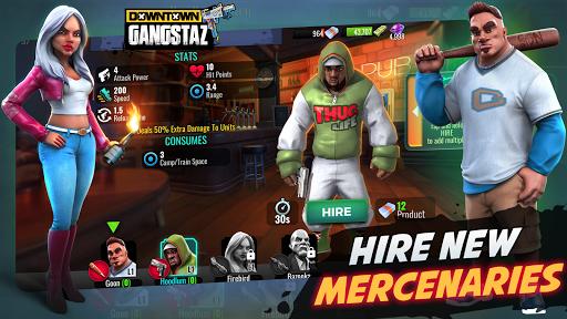 Downtown Gangstas: Gangster City - Hood Wars 0.4.12 screenshots 3