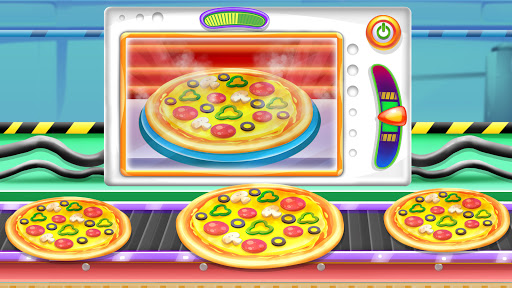 Cake Pizza Factory Tycoon: Kitchen Cooking Game screenshots 3