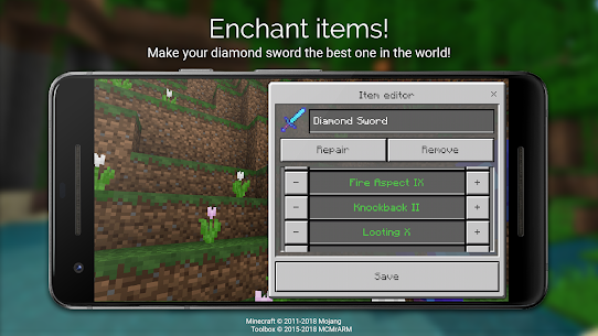 Toolbox for Minecraft: PE 5.4.15 MOD APK [UNLOCKED] 5