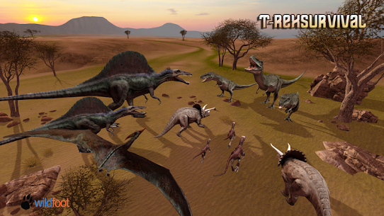 TRex Survival Simulator  For Pc In 2020 – Windows 10/8/7 And Mac – Free Download 2