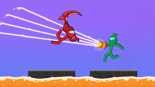 Spider Stickman Fight 2 - Supreme Stickman Warrior 1.0.11 screenshots 9