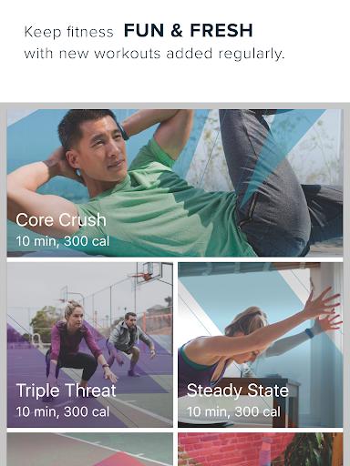 Fitbit Coach screenshots 3