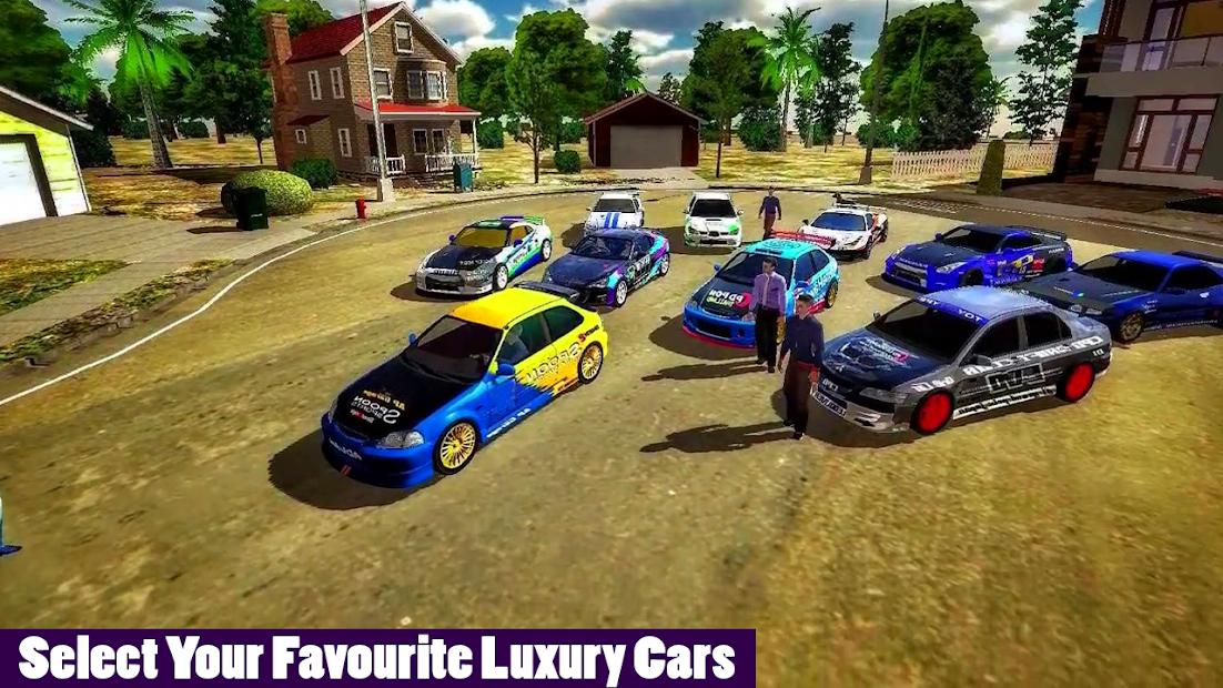 Extreme Car Drive Parking Game 2021-Free Car Games screenshot 2