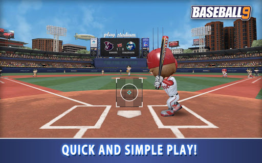 BASEBALL 9 apkdebit screenshots 14