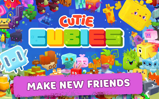 Cutie Cubies  screenshots 14