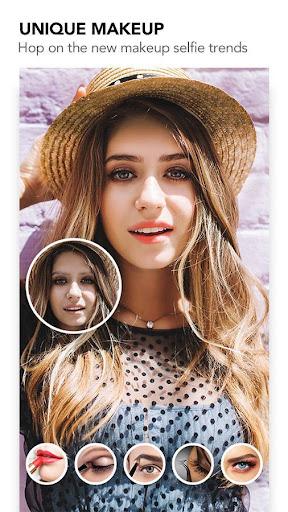 Sweet Camera - Selfie Beauty Camera, Filters 1.3 Screenshots 2