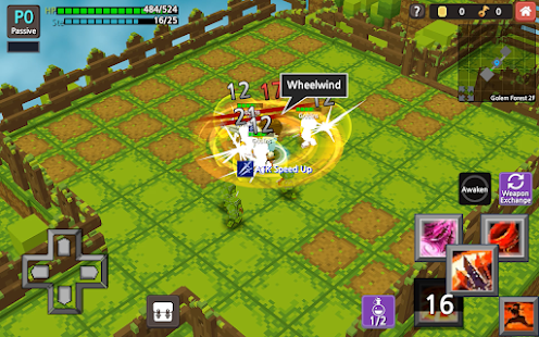 Hero Craft Screenshot
