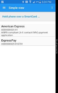 NFC Smart Card Info 2