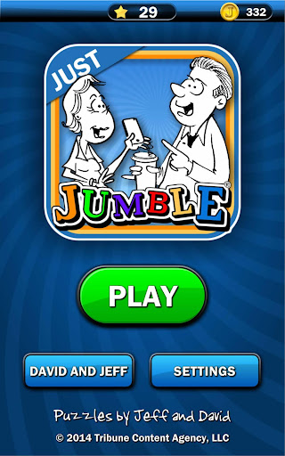 Just Jumble 6.00 screenshots 8