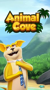 Animal Cove: Solve Puzzles & Customize your Island Screenshot