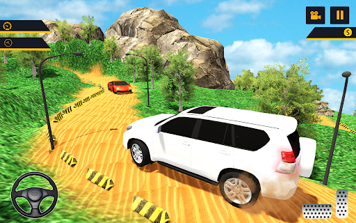 Real Prado Car Games 2020 : Cruiser Car Games 2021 android2mod screenshots 15