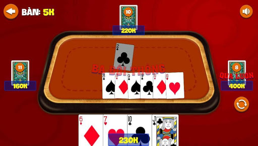 Tiu1ebfn lu00ean u2013 Tien Len u2013 Tien Len Dem La Offline  screenshots 6