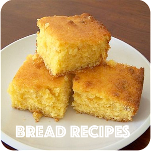 bread recipes quick bread banana bread recipes 1.9.6 by Tunny Apps logo