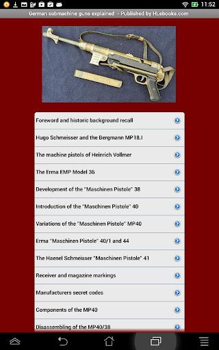 German submachine guns For PC Windows (7, 8, 10, 10X) & Mac Computer Image Number- 5