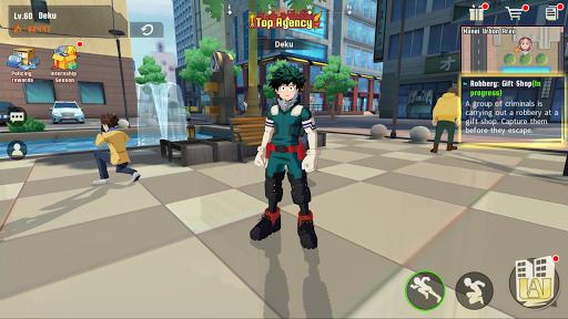 My Hero Academia: The Strongest Hero Anime RPG  screenshots 18