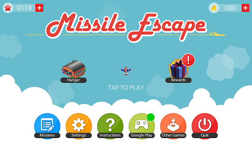 Missile Escape apkmartins screenshots 1