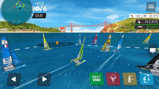 Virtual Regatta Inshore 3.0.4 screenshots 2