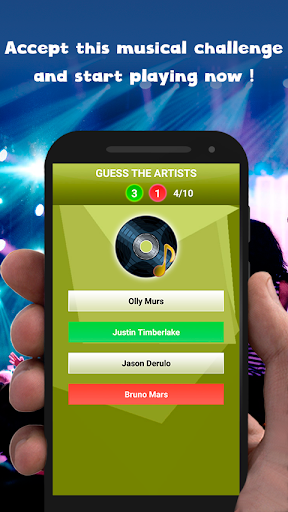 Guess the song - music games free apkmr screenshots 4