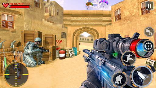 Impossible Commando Shooter Fps Fury 1.0 screenshots 2