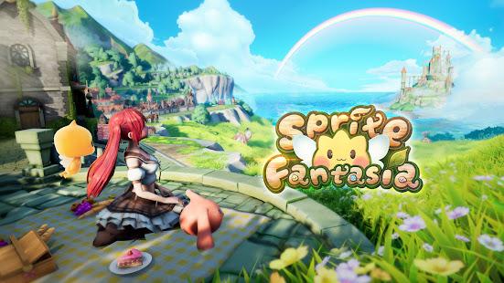 Sprite Fantasia - MMORPG 5.6.657 screenshots 1